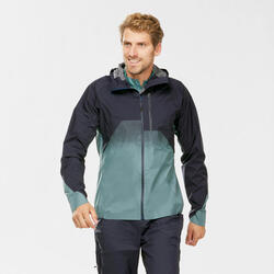 M JACKET FH900 HYBRID - Blue Black