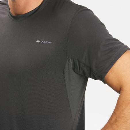 T-Shirt manches courtes de randonnée montagne MH100 - Hommes