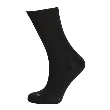 Summer Road Cycling Socks 900 - Black