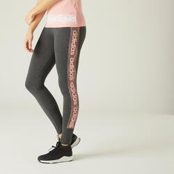 Dameslegging Adidas grijs