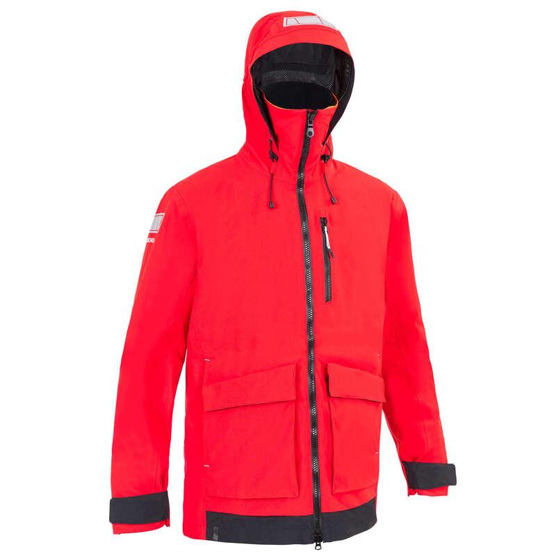 Gyerek pulóver Vitorlázás, hajózás, dingi - Férfi kabát vitorlázáshoz 500 TRIBORD - Gyerek vitorlás ruházat, cipő