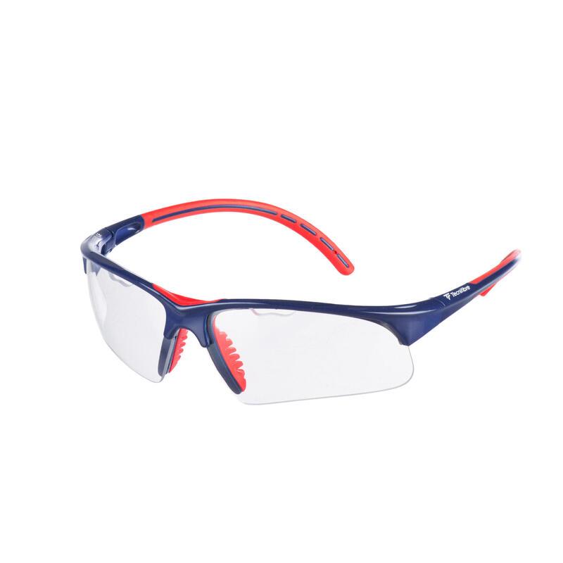 Gafas Squash Tecnifibre Rojo/Azul