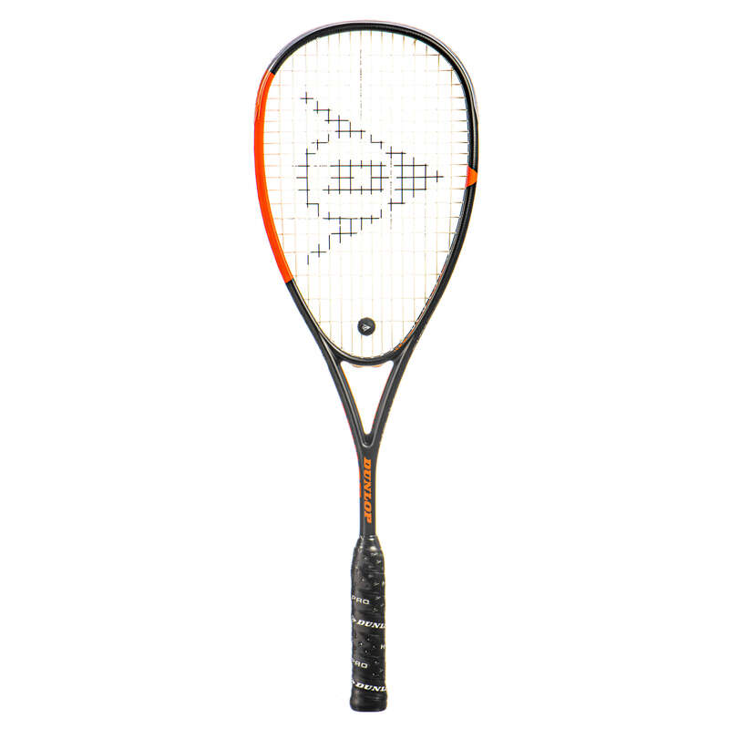 SQUASHRACKET Racketsport - Squashracket APEX SUPREME 4.0 DUNLOP - Squashutrustning