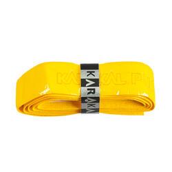 Grip de Squash Super Pu Amarelo (Conjunto de 2)