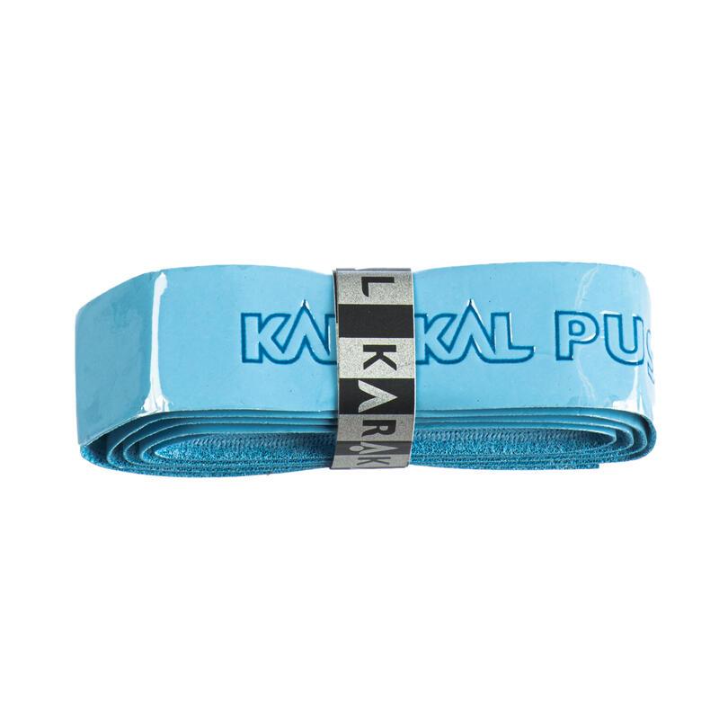 Super PU Squash Grip Twin-Pack - Light Blue