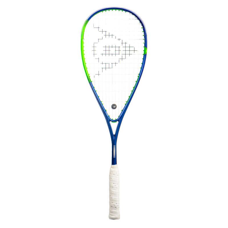 FELNŐTT FALLABDA FELSZERELÉSEK Squash, padel - Ütő Soniccore Evolution 120  DUNLOP - Squash, padel