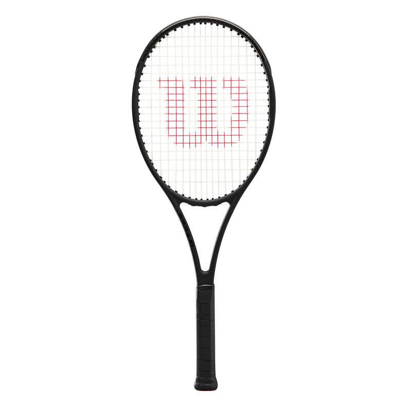 FELNŐTT HALADÓ ÜTŐK Tenisz - Teniszütő Pro Staff 97L V13.0 WILSON - Tenisz felszerelés