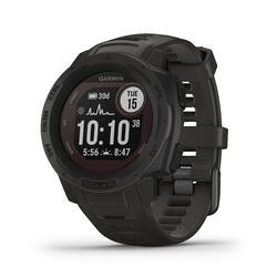 Gps-smartwatch Instinct Solar grafietzwart