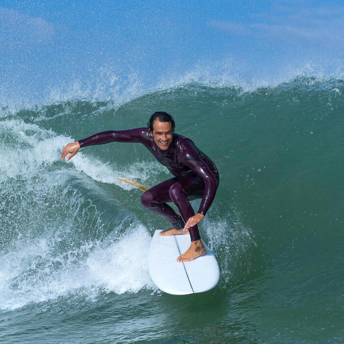 Combinaison SURF 900 Néoprène 4/3 mm homme LTD Bordeaux