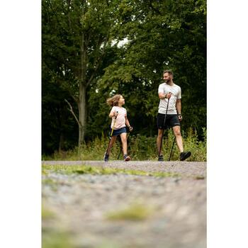 Bastões de Caminhada Nórdica NW P100 Preto/Cinzento