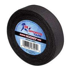 Hockeytape 25 m x 24 mm zwart