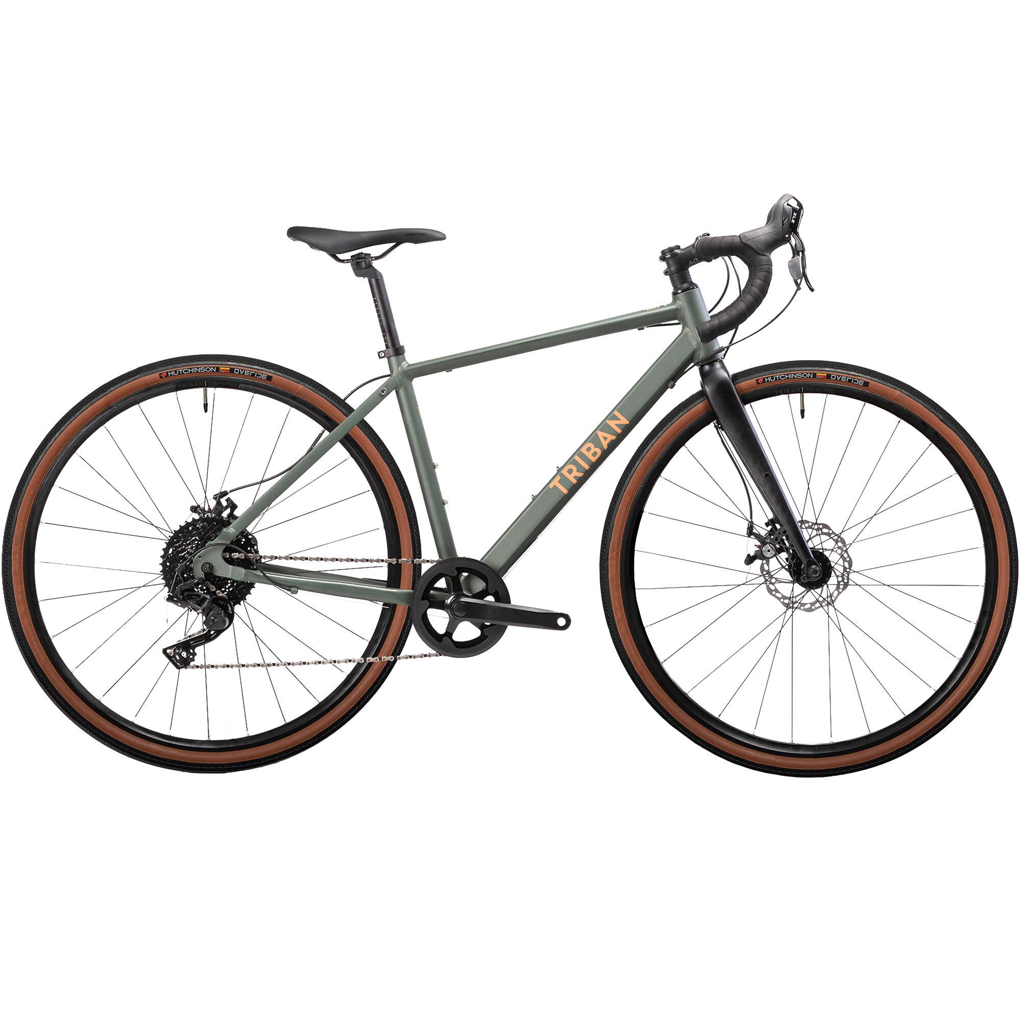 Bicicletă GRAVEL 120 Damă la Reducere poza