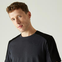 520 regular-fit stretchy cotton fitness t-shirt - Men