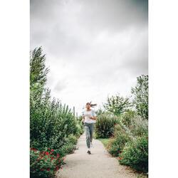 女款男款 慢跑遮陽帽 - 白色