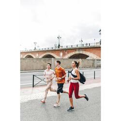 RUN DRY WOMEN'S RUNNING TROUSERS - BEIGE