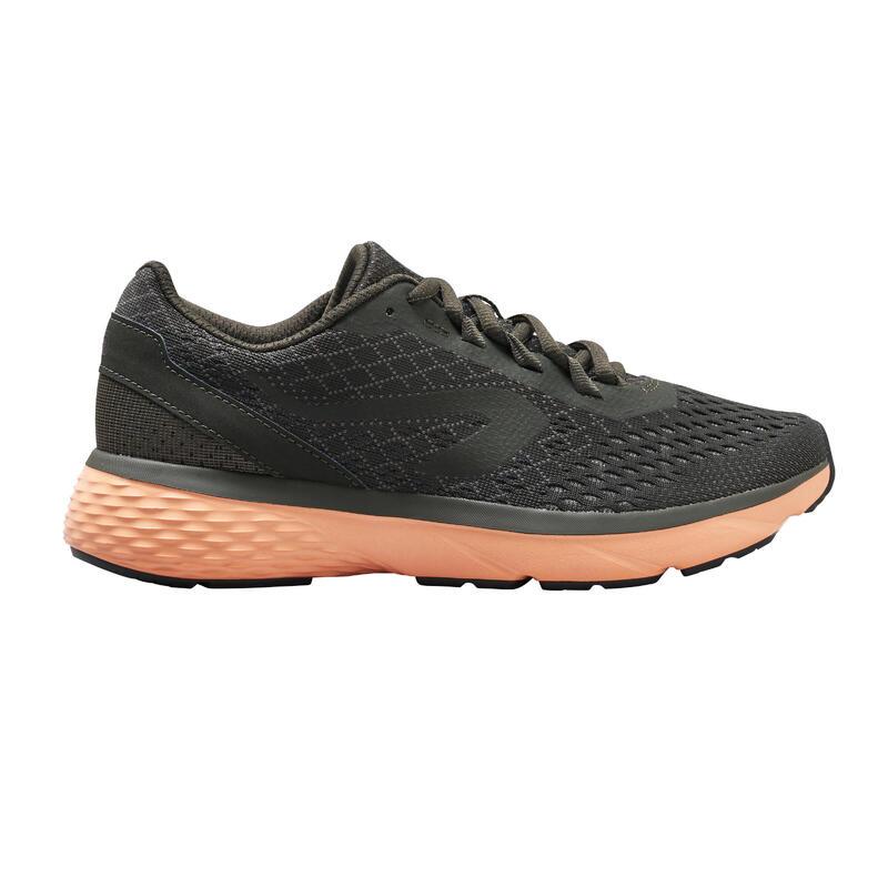 Hardloopschoenen voor dames Run Support olijfgroen
