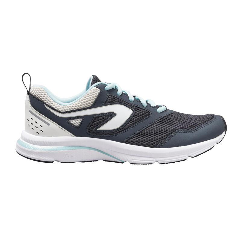 "Moteriški bėgimo bateliai ""Kalenji Run Active"", tamsiai pilka"