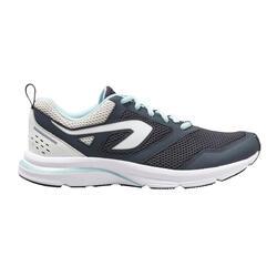女款跑鞋Kalenji Run Active - 深灰