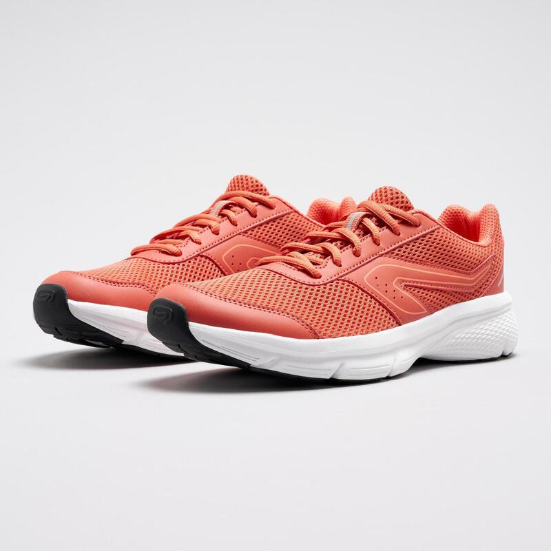 Kadın Turuncu Koşu Ayakkabısı / Hafif Tempolu Koşu - RUN CUSHION