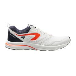 男款跑鞋 - 米色