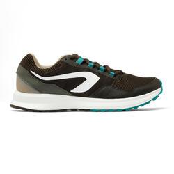 男款跑鞋RUN ACTIVE GRIP - 古銅色
