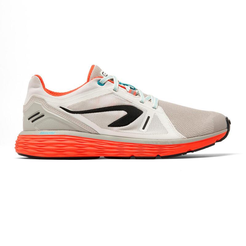 Încălţăminte Alergare Jogging Run CONFORT Alb-Portocaliu Bărbaţi