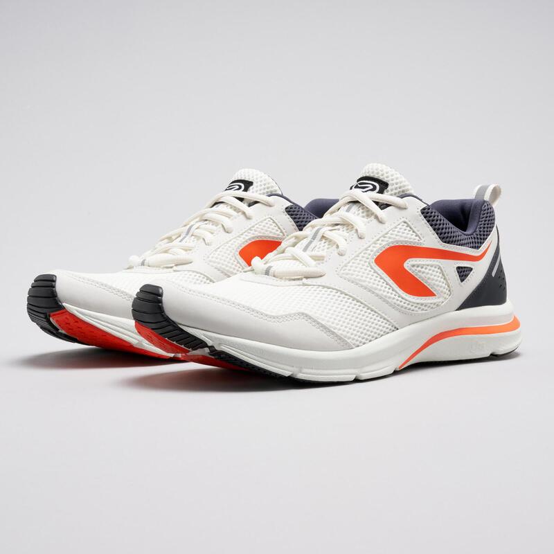 Erkek Beyaz Koşu Ayakkabısı / Hafif Tempolu Koşu - RUN ACTIVE