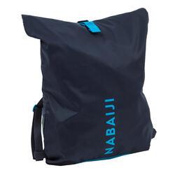 Mochila de natação Lighty 100 Azul marinho