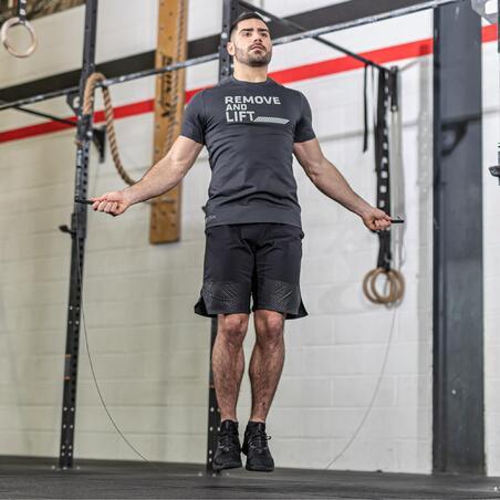 Speed Skipping Rope Pro - Black