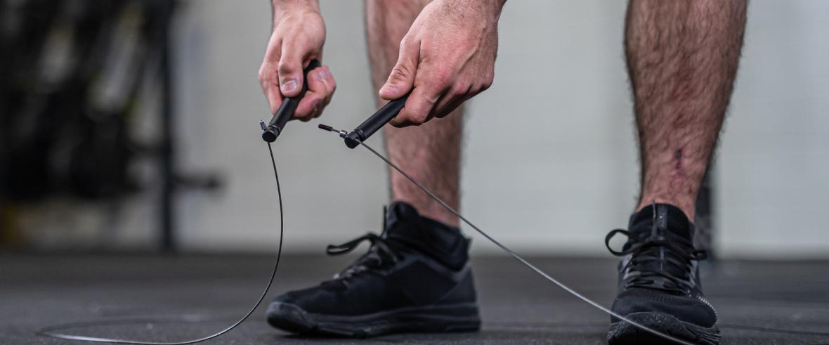 Comment choisir sa corde à sauter crosstraining ?
