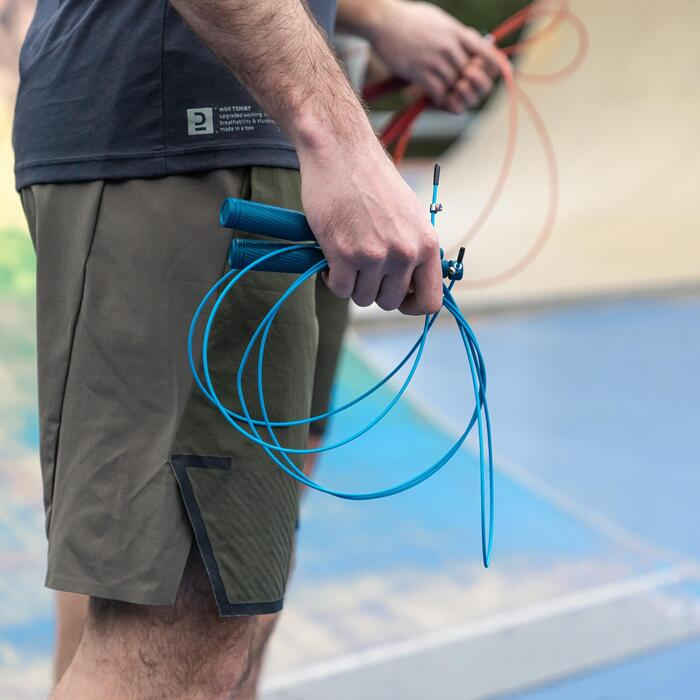 Speed Skipping Rope - Black