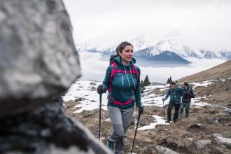 Quelles activités à la montagne, en hiver, sans neige ?