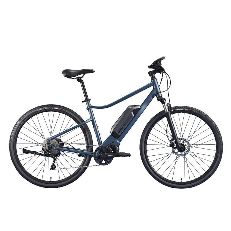 ELEKTRICKÁ TREKOVÁ KOLA Cyklistika - ELEKTROKOLO 540  RIVERSIDE - Jízdní kola