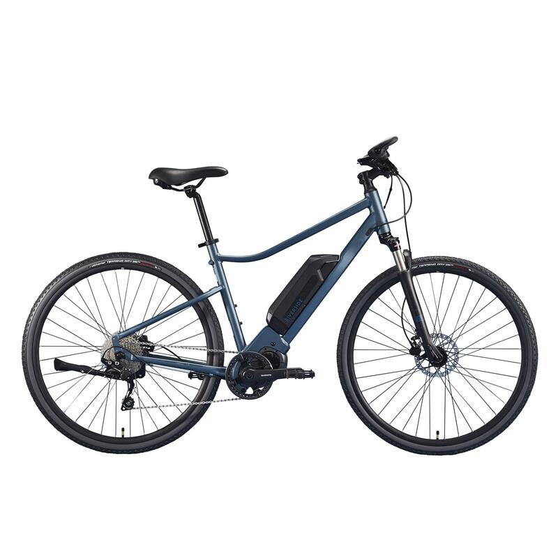 Electric Hybrid Bike Riverside 540 E - Blue/Black