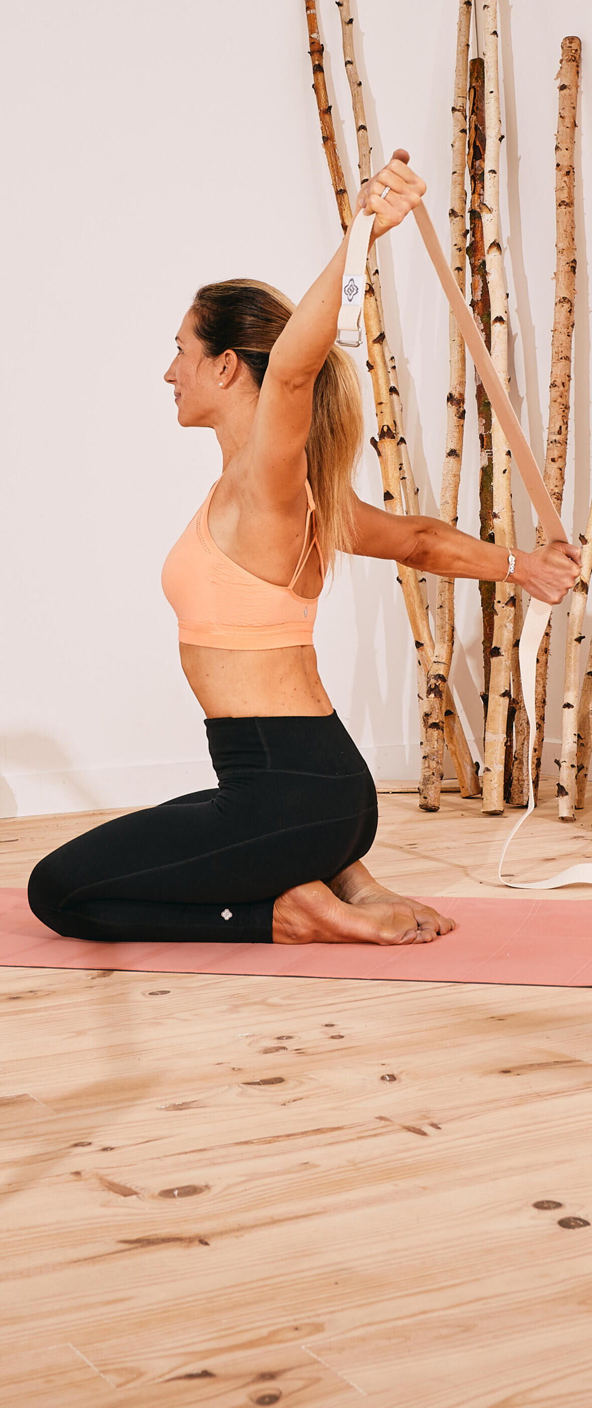 équipement de yoga