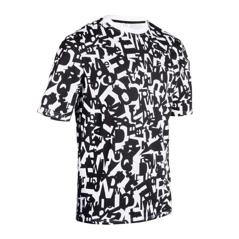 Női hip hop és utcai tánc ruházat Fitnesz - Férfi póló street dance-hez DOMYOS - Fitnesz