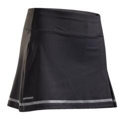 Girls' Tennis Skirt 900 - Grey