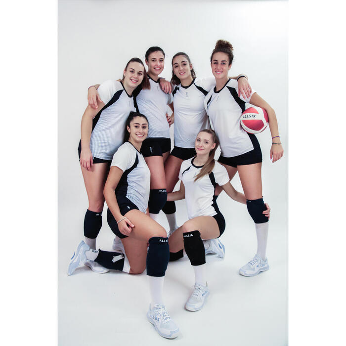 Genouillères de volley-ball VKP500 navy