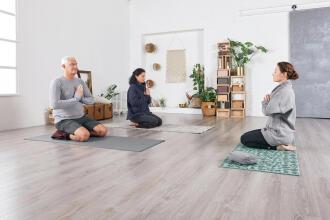 Mieux formir grâce au yoga