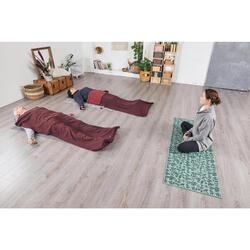 8 mm舒緩瑜珈墊Comfort - 綠葉