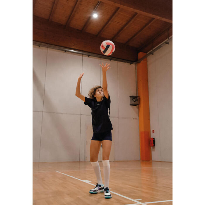 Ballon de volley-ball V500 pour les pratiquants réguliers