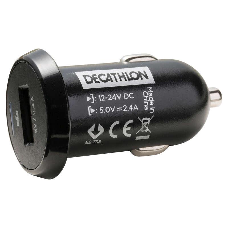 CARICATORI, PANNELLI SOLARI, BATTERIE Trekking - Caricatore USB ONCHARGER 100 FORCLAZ - Fam_Trekking