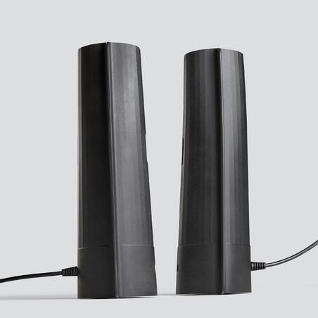 Secador de guantes de box con ventilador integrado