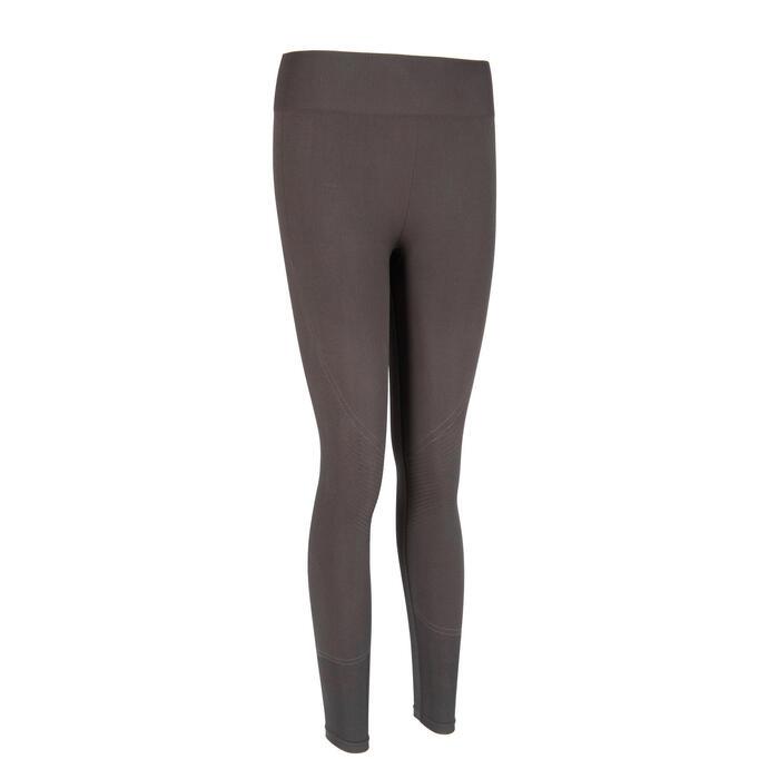 Dynamic Yoga Leggings - Grey