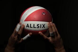 pallone volley ALLSIX