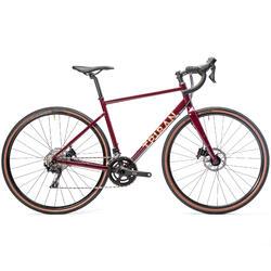 Bici gravel donna GRVL 520