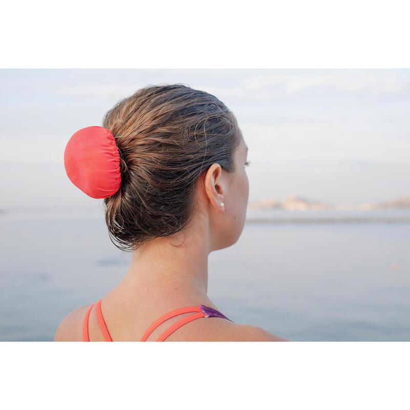 Accesoriu acoperire coc înot sincron Roz