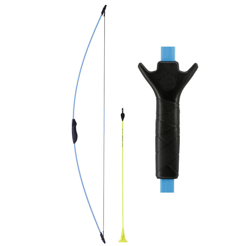 Discovery Junior Kids Archery Bow - Blue