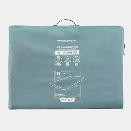 Ultim comfort 2-person self-inflating camping mattress