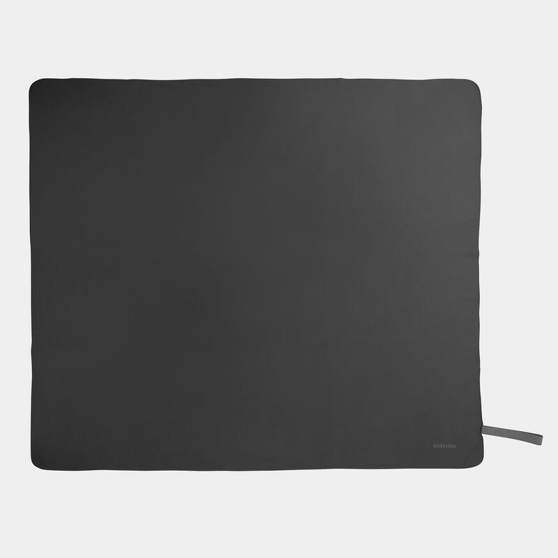 RECYCLED FLEECE BLANKET - 150 x 130 CM